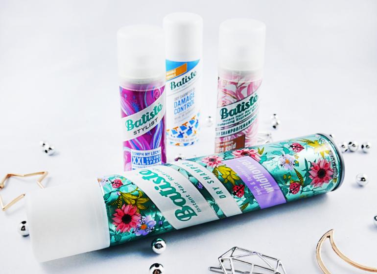 Batiste – suche szampony dla każdego