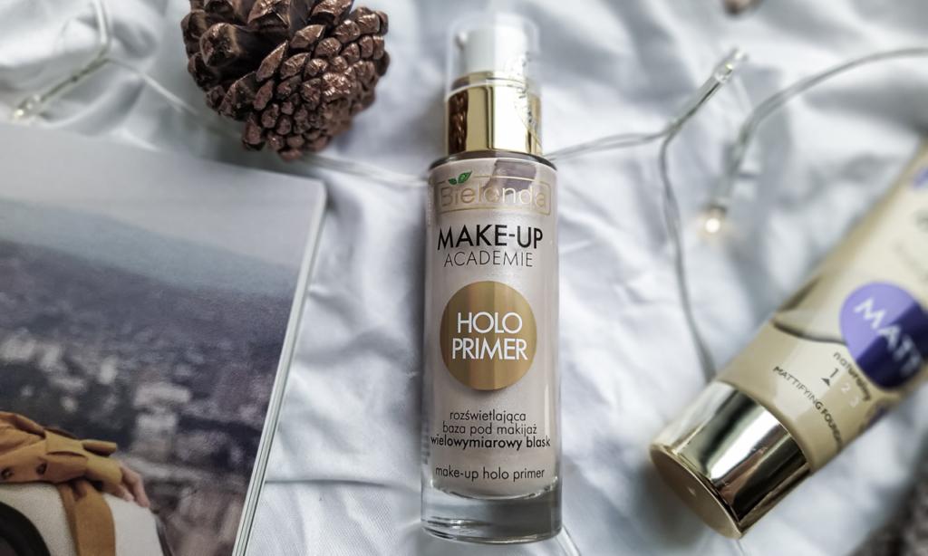 Bielenda MAKE-UP AKADEMIE HOLO PRIMER Holograficzna baza pod makijaż