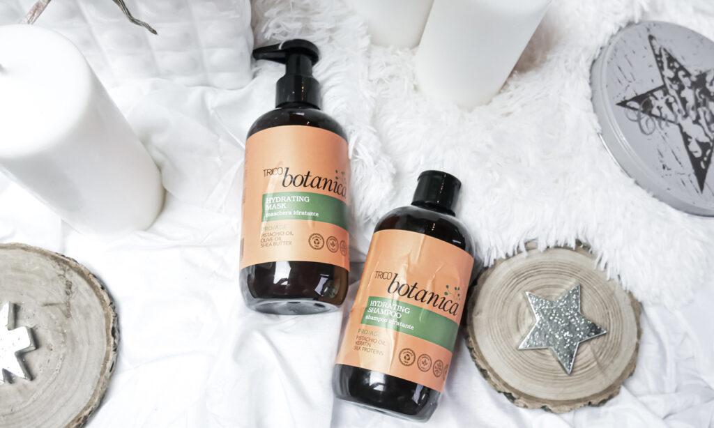 Trico Botanica Pro Age szampon i maska nawilżająca włosy