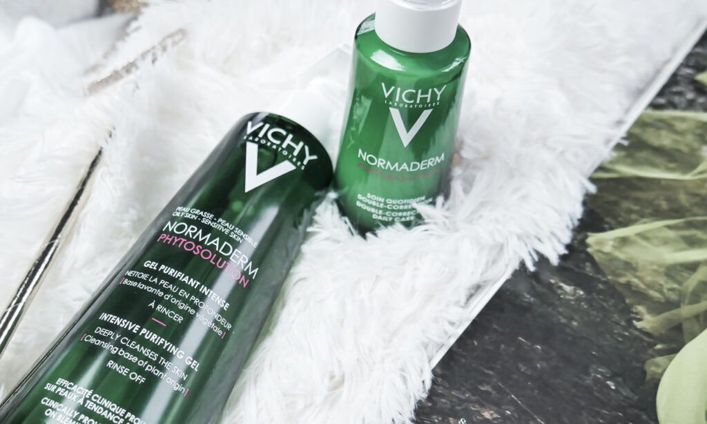 Probiotyki a trądzik Vichy – Normaderm Phytosolution